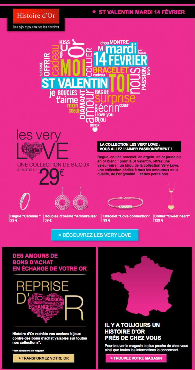 Newsletter Histoire d'Or 020212