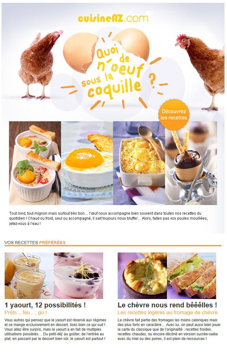 Cuisine AZ 08.03.2012