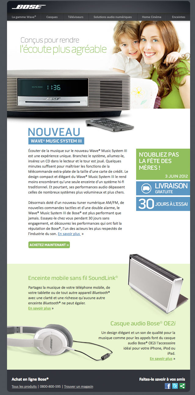 Newsletter Bose 140512