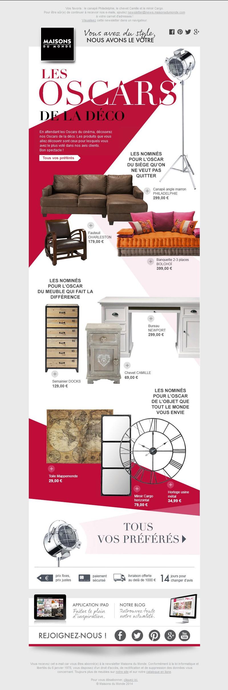 maison du monde 69 trendy d model of ens de boules thimena maisons du monde rf with maison du. Black Bedroom Furniture Sets. Home Design Ideas