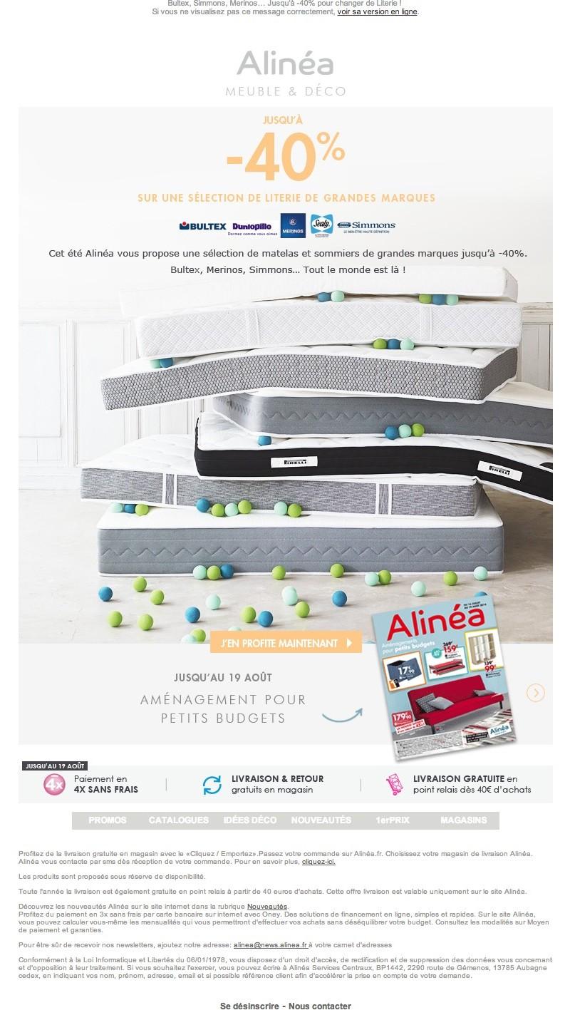 Trendy alina with vente privee alinea - Code promo venteprivee com frais de port ...