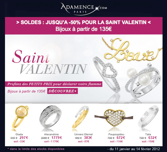 Newsletter Adamence 240112