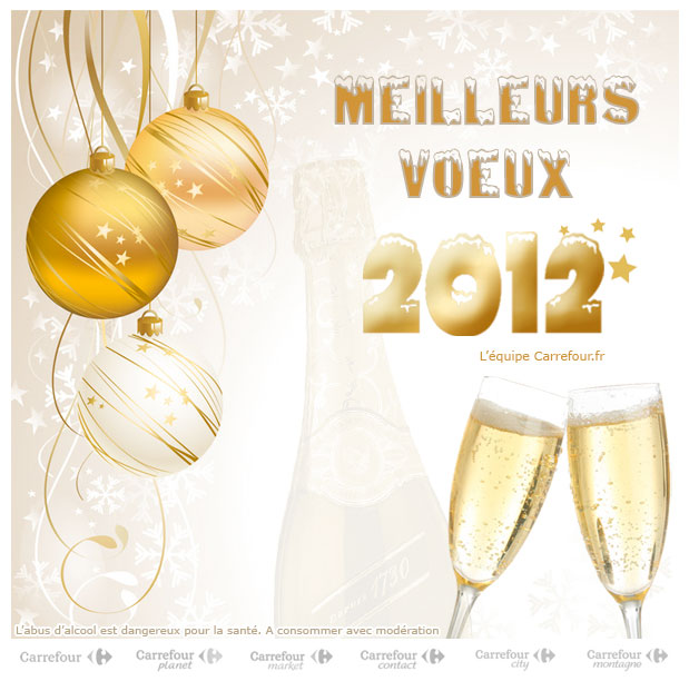 Newsletter Carrefour 020112