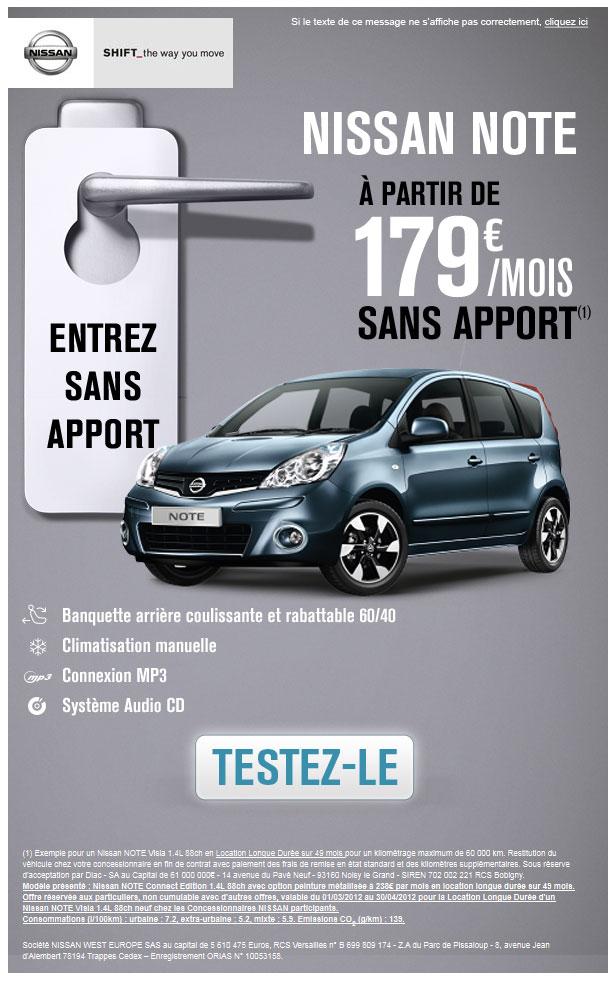 Nissan 13.03.2012