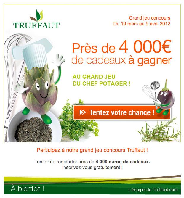 Newsletter Truffaut 210312