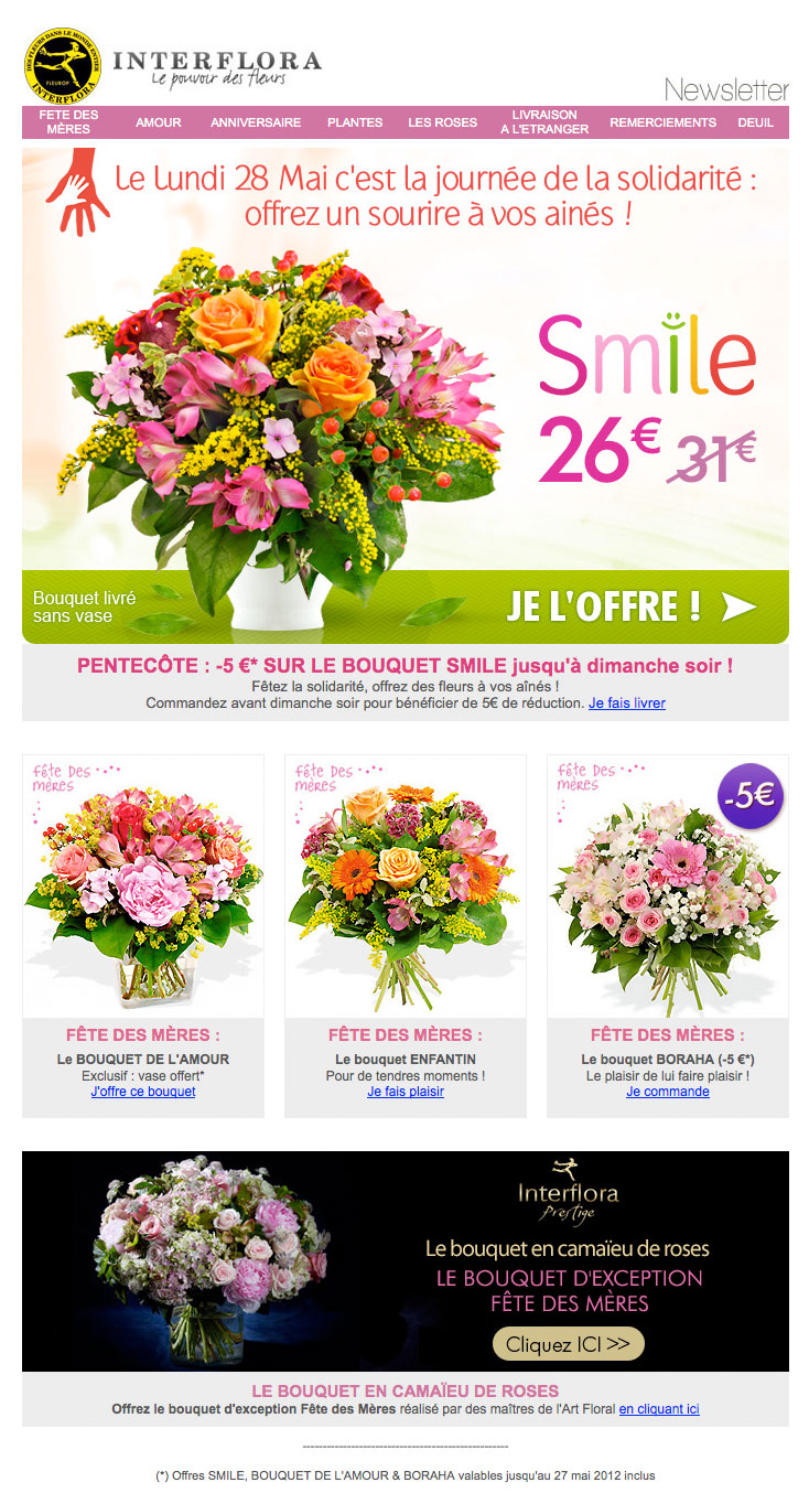 interflora 250512